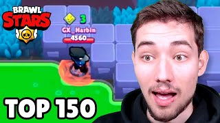 TOP 150 KRASSE MOMENTE in BRAWL STARS! 😯