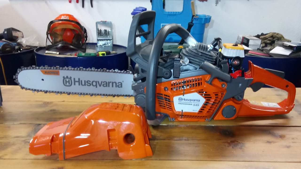 Husqvarna 120 Mark II Review | Next Generation Chainsaws