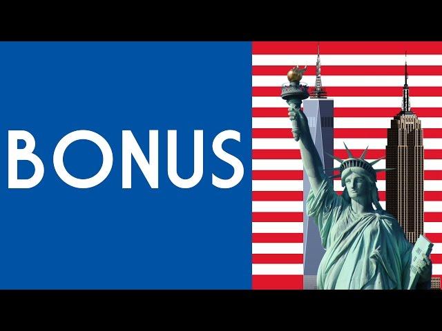 Anecdotes à savoir sur New York🗽- Captain America #Bonus 🇺🇸