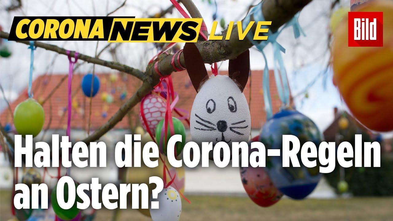 Ostern Corona Regeln