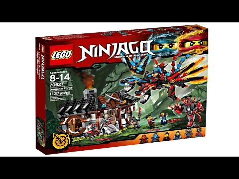 LEGO Ninjago 2017 sets pictures!