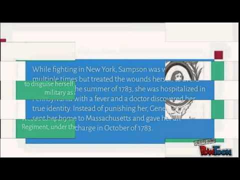 The Life of Deborah Sampson