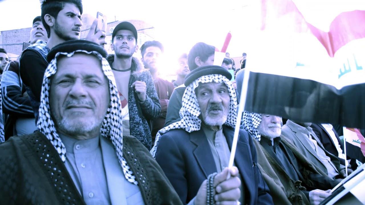 سوف ننتصر ll انشودة وطنية ll المنشد حسام الخفاجي