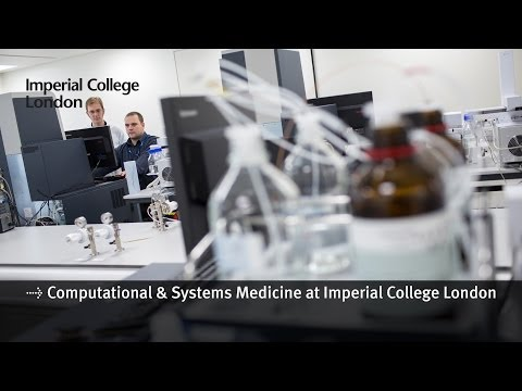 Computational and Systems Medicine and the iKnife at Imperial College London thumbnail