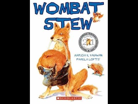 Wombat Stew - Children's Picture Book