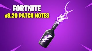 v9.20 Patch Notes (Storm Flip) - Fortnite Battle Royale - iTz-Jonathan