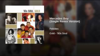 Mercedes Boy (Single Remix Version)