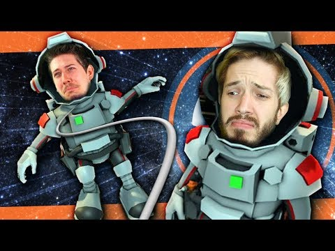 We're Not Supposed To Be Here! | Stationeers #1