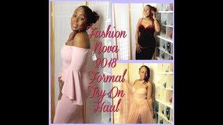 Fashion Nova 2018 Spring FORMAL / WEDDING ATTIRE Budget Friendly Try- On Haul