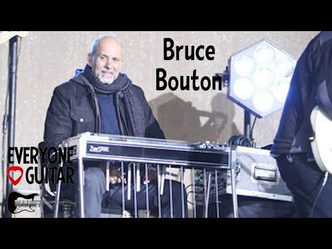 Bruce Bouton Interview - Garth Brooks, Ricky Skaggs - Everyone Loves Guitar #187