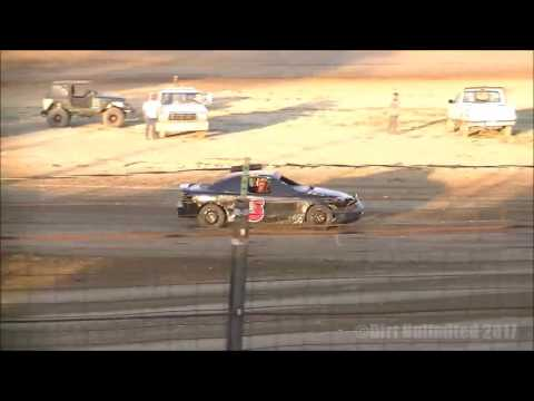6.10.17 | Hornet Heats & Feature | Fayette County (IL) Speedway