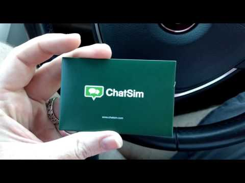 ChatSIM unboxing