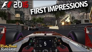 F1 2016 Review / Impressions