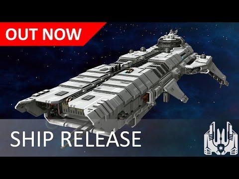 Ship Release: Radiant Dawn MK1 – WildSpace – StarMade