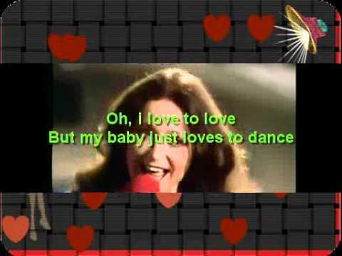 Karaoke Tina Charles  -  I Love To Love Karaoke