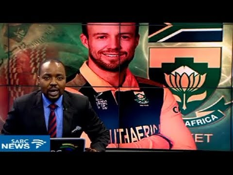 SOUTH AFRICAN MEDIA ON AB DE VILLIERS RETIREMENT