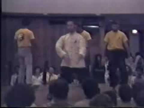 Tai Chi Demo, August 1980 (Part#1)
