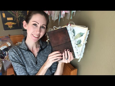 "Junk Trunk Launch Day Q&A - first ever junk journal ""subscription box"""