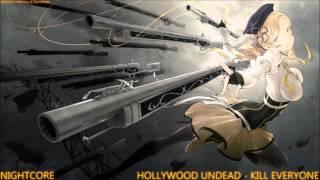 Repeat youtube video Nightcore - Kill Everyone [HQ]