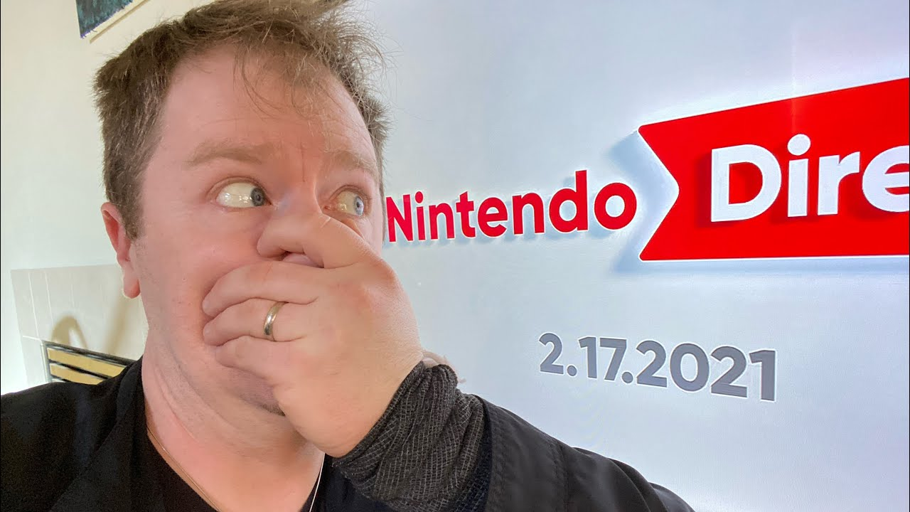 Nintendo Direct Reaction | 2021 | WTF was that?