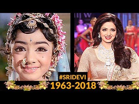 OMG! Legendary Actress #Sridevi Dies After Cardiac Arrest In Dubai - HUNGAMA