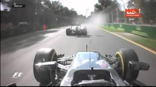 Формула 1  АВАРИЯ  Алонсо vs Гутьеррес Гран при Австралии 2016(, 2016-03-20T07:26:14.000Z)