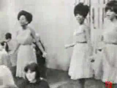 The Supremes - Baby Love - Live On Top Of The Pops 1964