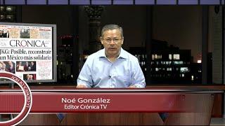 Noé González Rangel Crónica al Momento