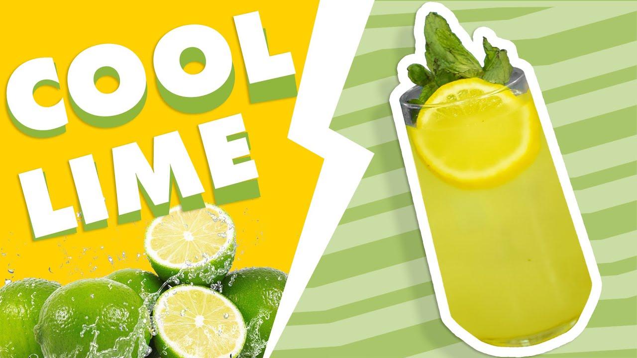 Evde Cool Lime Nasıl Yapılır? // Bircan ve Mert ile Harika Bir Mocktail Tarifi!