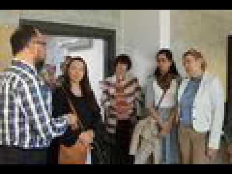 Rus heyet Samsun'da sağlık sektörünü inceledi