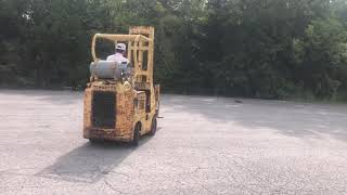 Towmotor Forklift