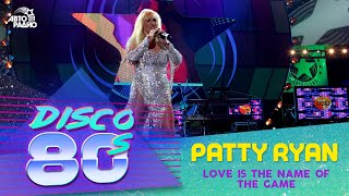 Patty Ryan - Love Is The Name Of The Game (Disco of the 80's Festival, Russia, 2004)