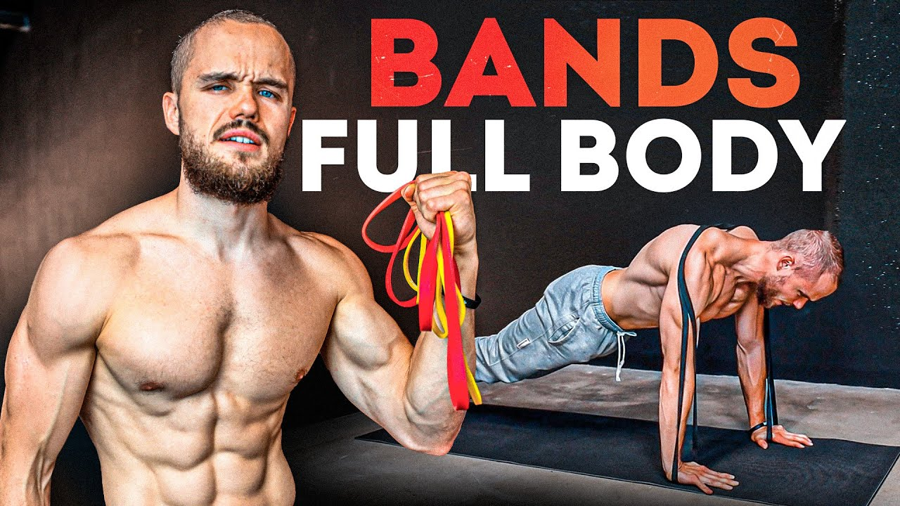 FULL BODY WORKOUT (Resistance Band Only)