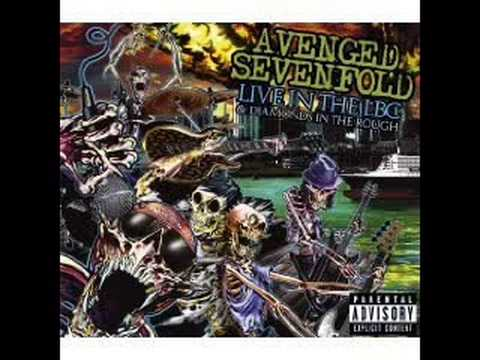 Avenged Sevenfold-Tension [Diamonds In The Rough]