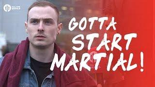 Tobiias: Gotta Start Martial! Manchester United 0-1 West Bromwich Albion