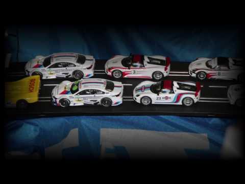 Carrera Slot Car Mega Tracks