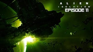 Alien Isolation [HD+Facecam] E11 # Freundliche Gesichter # Let´s Play Alien Isolation