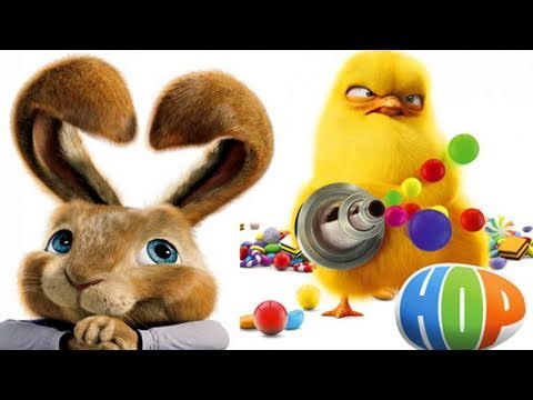 Hop Movie Bunny