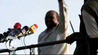 Video Sudanese President Dances in Darfur   The New York Times download MP3, 3GP, MP4, WEBM, AVI, FLV Agustus 2018