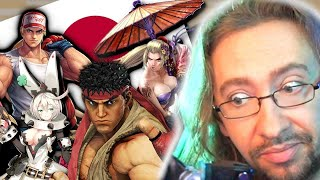 EVERYONE IS THERE! Gambling On The HUGE JP Fighting Game Roundtable
