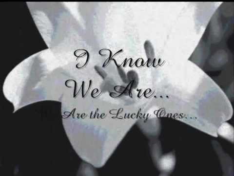 Bif Naked We Are The Lucky Ones Lyrics