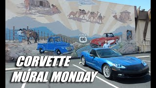 CORVETTTE MURAL MONDAY   AWESOME PICS OF VETTES EVERYWHERE!