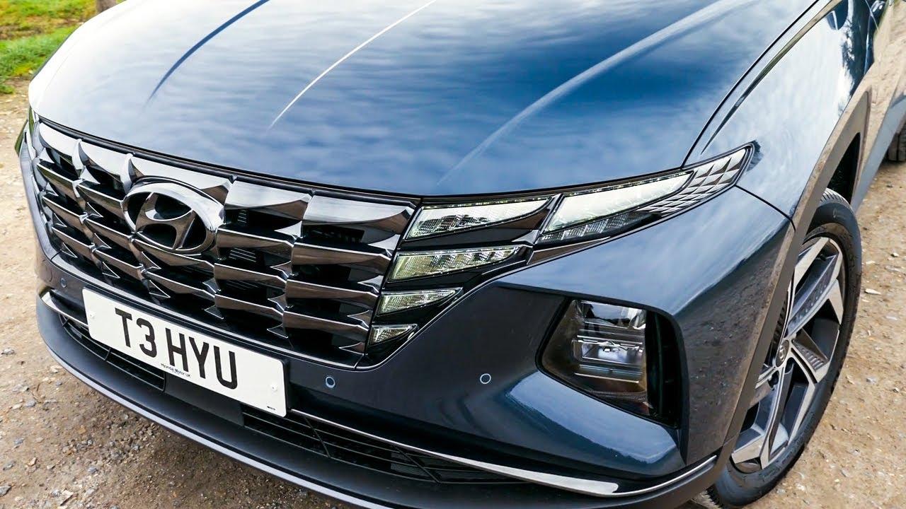 2022 Hyundai Tucson - Interior, Exterior, Drive (UK PREMIERE)