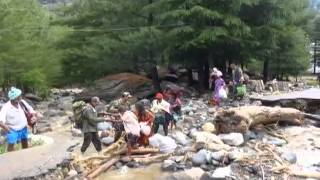 Shocking Photos of Rescue Operation Uttarakhand Flood 2013