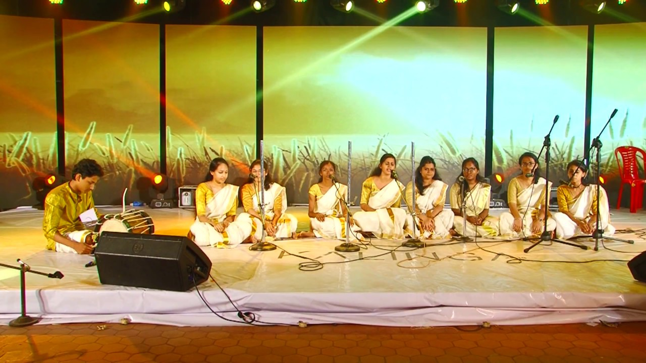 Download Naadan Paattukal |13th Batch |#KALINGA 2018 Arts Fest | JMMC college union 2017-18