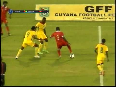 GUYANA VS SURINAME (Part 2 of 5)