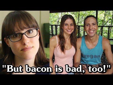 That Vegan Couple needs to stop (Re: Baby Dies from Vegan Diet! Parents Jailed)
