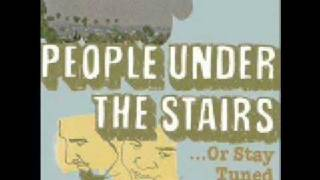 People Under The Stairs - Plunken em