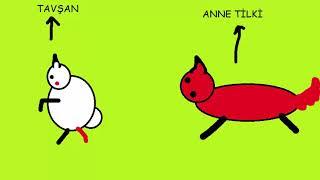 Tavşan ile Tilki Hikayesi
