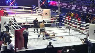 93+kg: Dawoon Jung (South Korea) vs Alimzhan Suleimanov (Kazakhstan). 2017 World MMA Championships